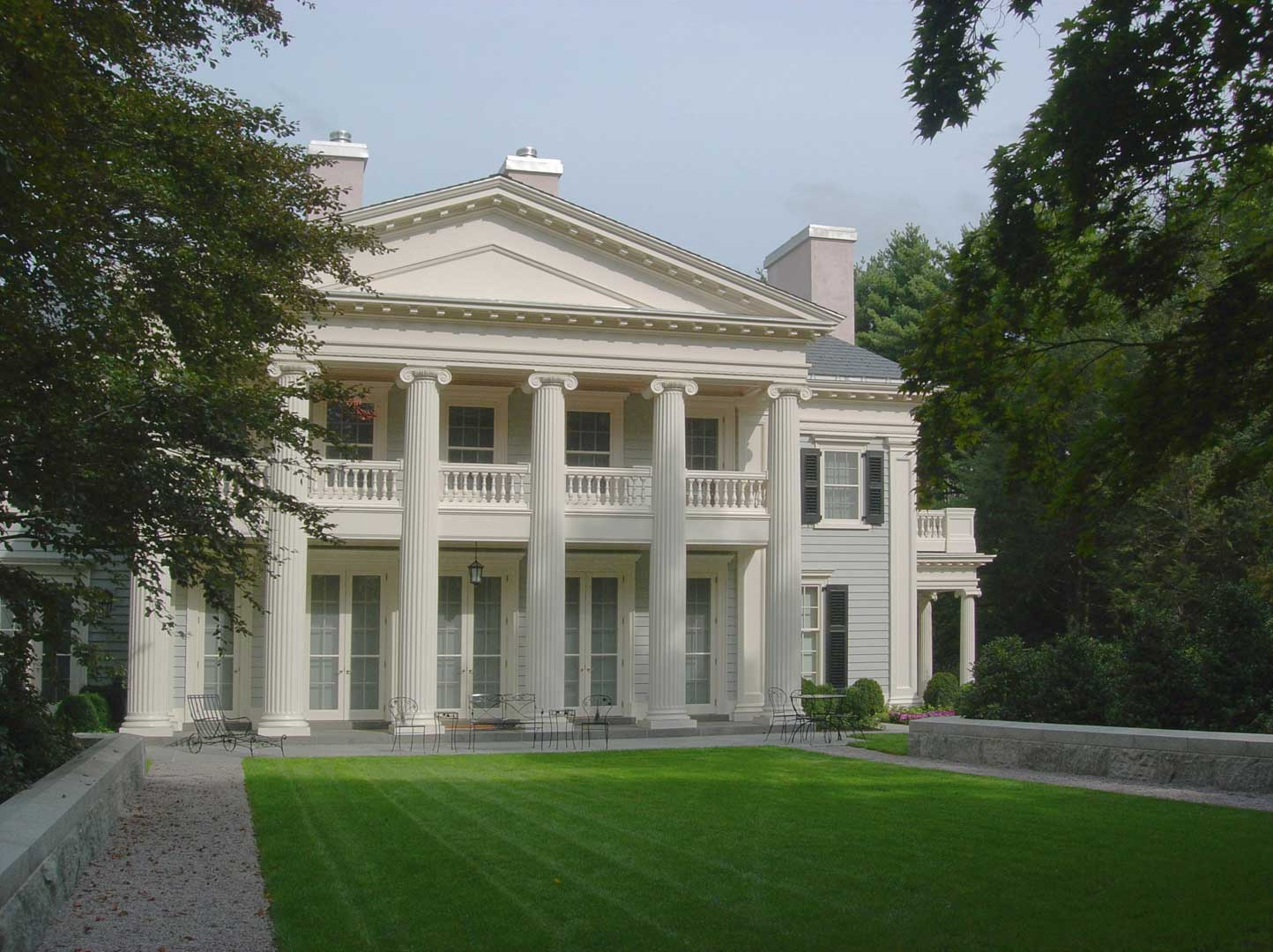 Greek Revival Exterior Architecture