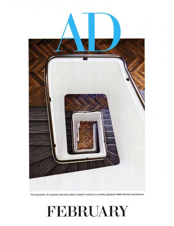 Architectural Digest - February