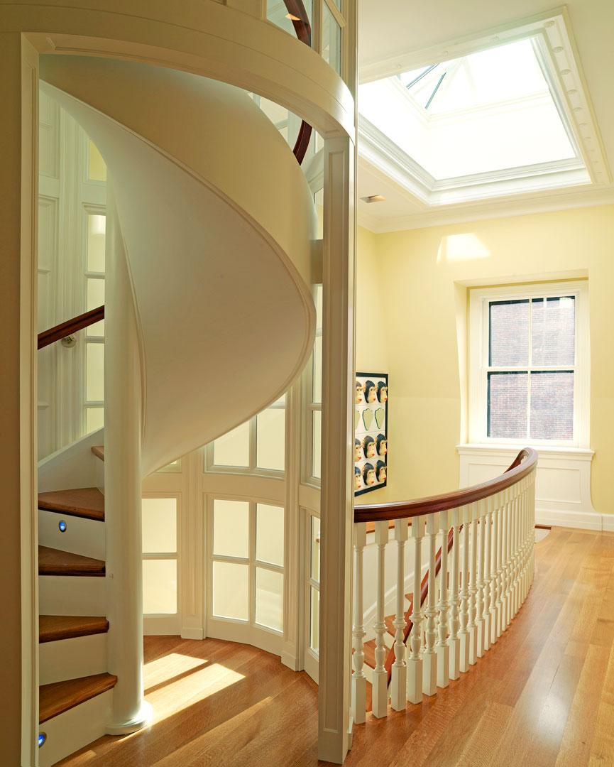 Clical Townhouse Interior Design